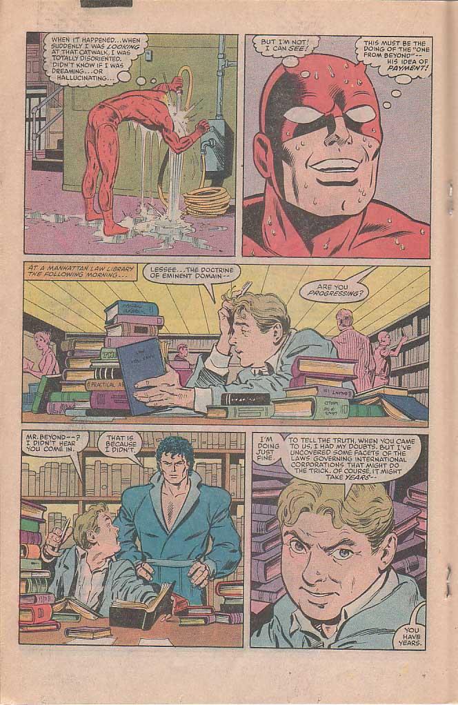 Daredevil (1964) 223 Page 12