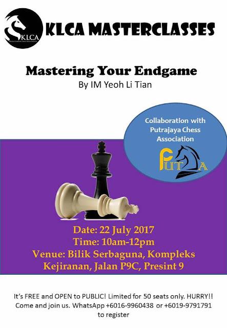 KL Chess Association 2017-07-18 22:25:00