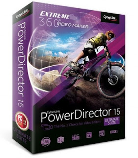 CyberLink PowerDirector Ultimate Suite 15 FULL