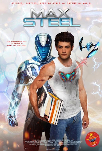 Max Steel (2016) HDRip Subtitle Indonesia