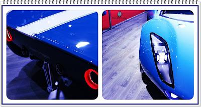 Car at Geneva International Motor show