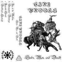 "Το demo των Ezra Brooks ""Gods, Men, and Death"""