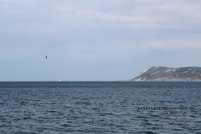 Море Морские каникулы Вся палитра впечатлений