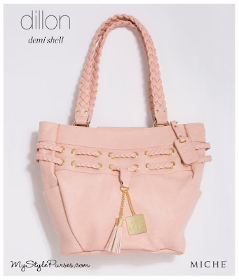Miche Dillon Luxe Shell for the Demi Bag