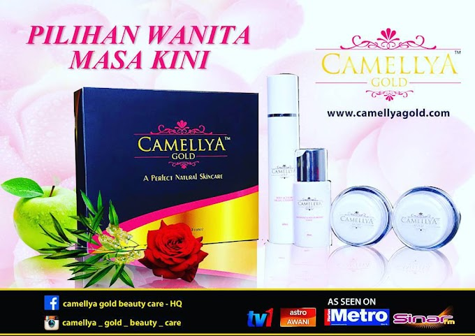 CAMELLYA GOLD : A PERFECT NATURAL SKINCARE
