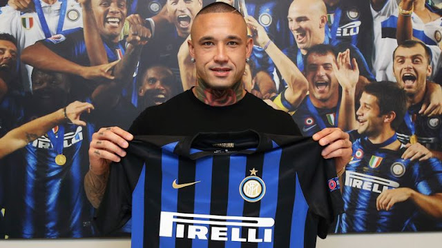 Inter Milan sign Radja Nainggolan from Roma