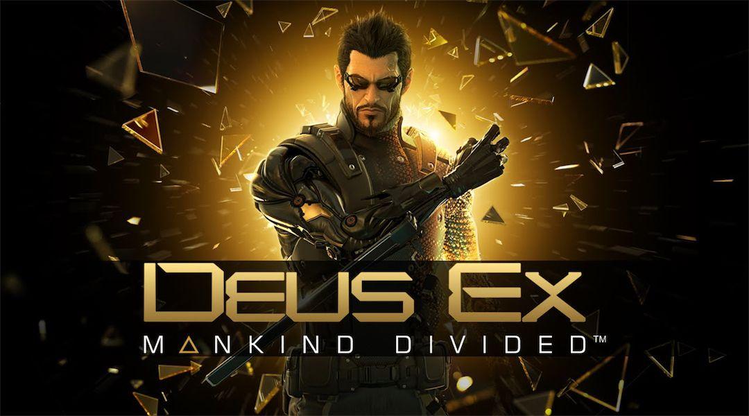 Deus Ex Mankind Divided A Criminal Past DLC FIX - SKIDROW