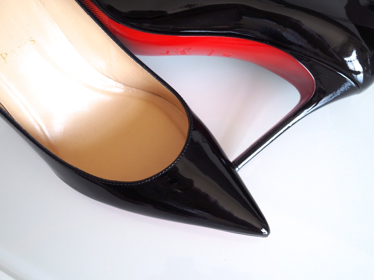 0779fb3759f My second regret purchase is another pair from Louboutin-because they re so  god damn uncomfortable. I also own the Pigalle style and they re pretty  much the ...