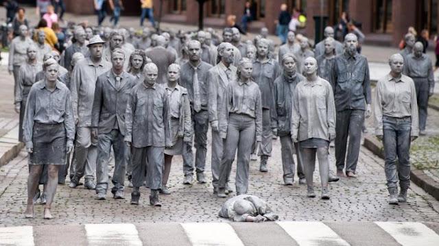 Gawat, Kunjungan KTT G20 Jokowi Diserbu Para Zombie, Begini Penampakannya