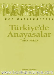 Taha Parla - Türkiye'de Anayasalar  (Cep Üniversitesi Dizisi - 18)
