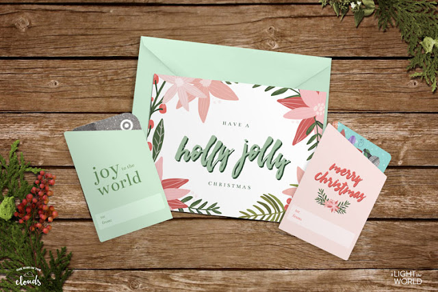 printable christmas cards and games