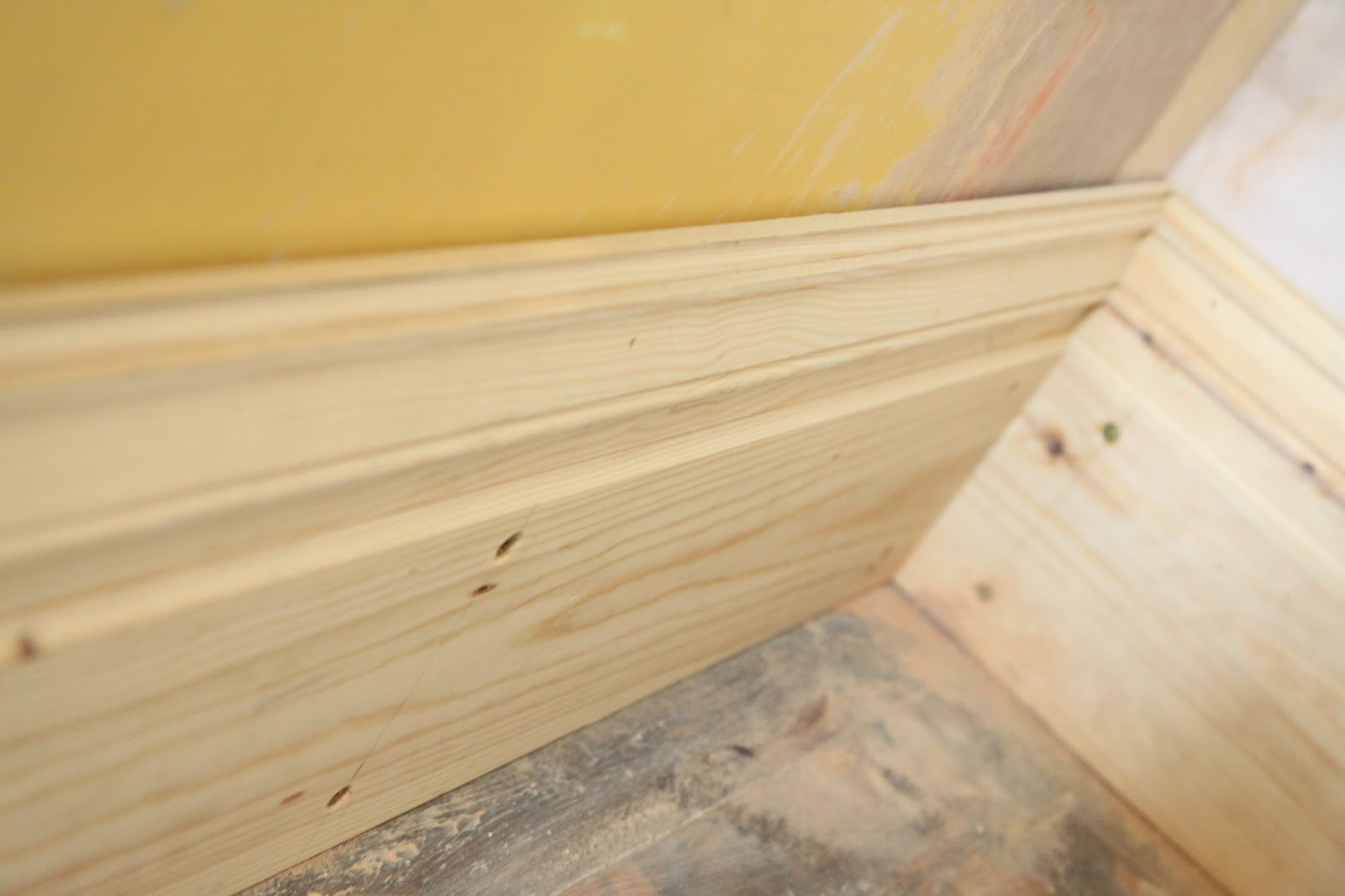 Modern country style sourcing the best tall period for Wood skirting