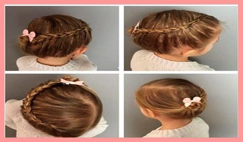 4 Peinados De Boda Para Ninas Faciles De Seguir Fotos Peinados