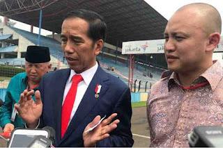Kunjungan Jokowi ke Sirkuit Sentul Beri Sinyal Positif Bagi Dunia Balap Indonesia