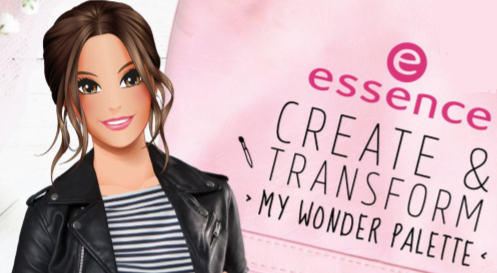 Essence trend edition 'Create & Transform my wonder palette'