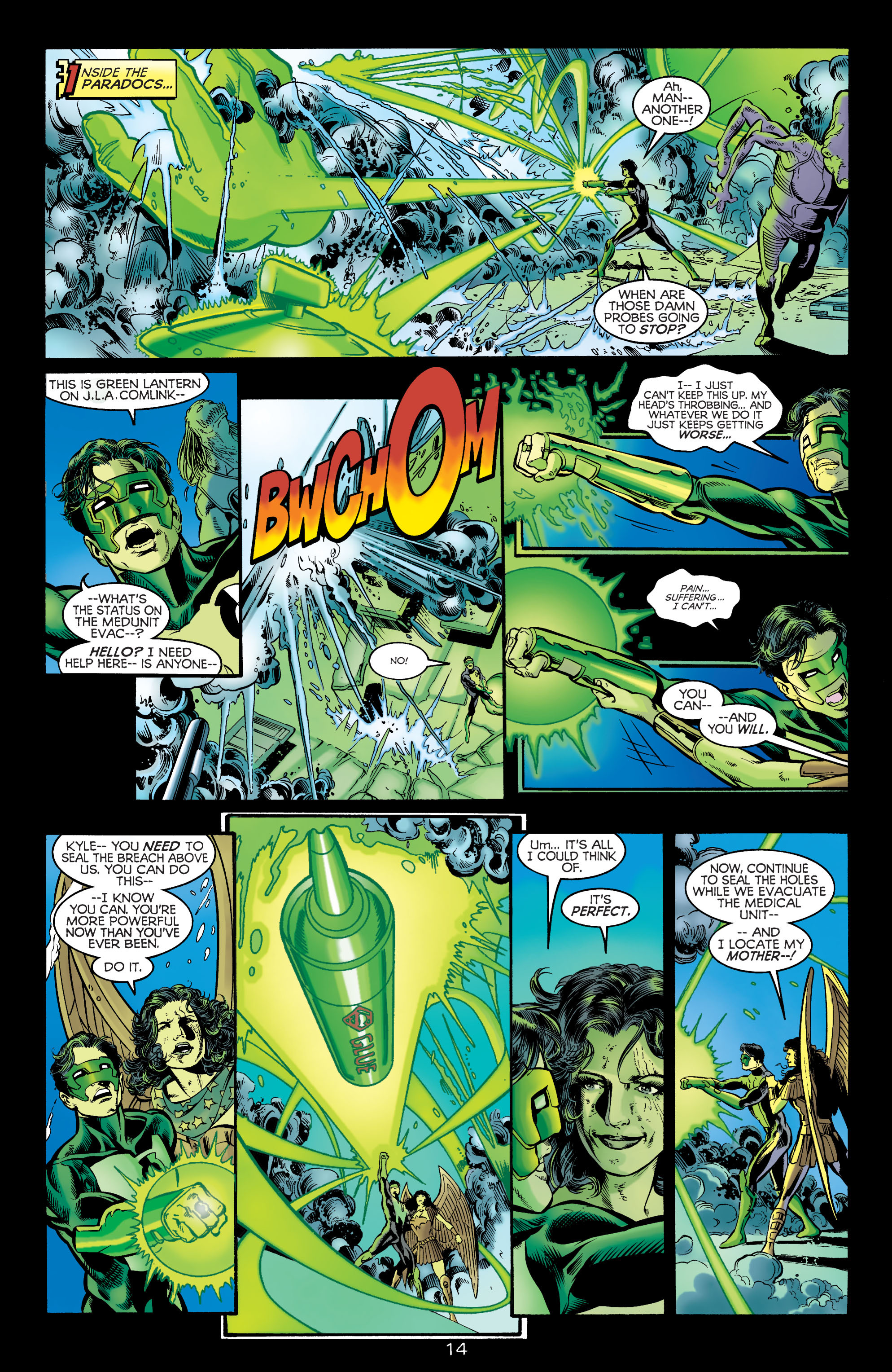 Read online Wonder Woman (1987) comic -  Issue #172 - 14