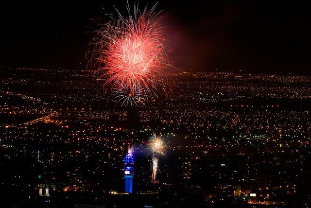 Feriados em Santiago em 2018