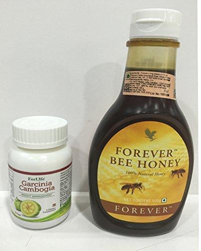 honey bee and garcinia