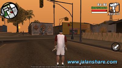 Download GTA San Andreas (SA) Lite Apk Data For Android