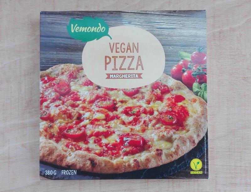 Pizza vegan Margherita