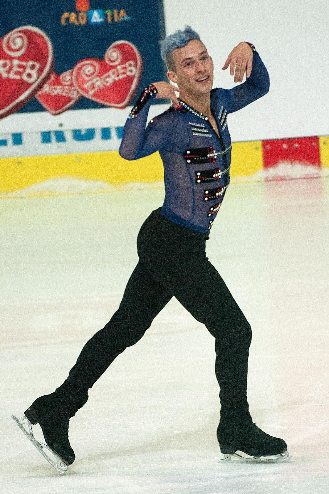 Classificado para Olimpíada, patinador explica com humor como é ser um atleta LGBT