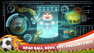 Head Soccer v6.2.3 Mod Apk+Data (Unlimited Money)