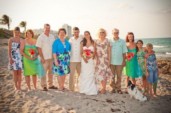 What To Wear Beach Wedding
