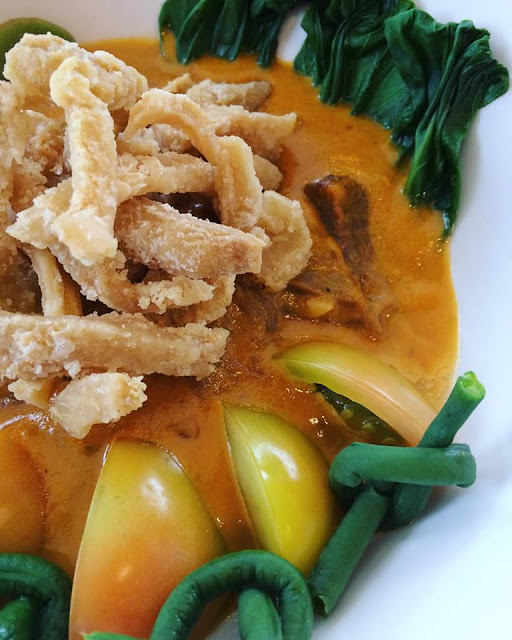 Beef Tribe Kare-Kare