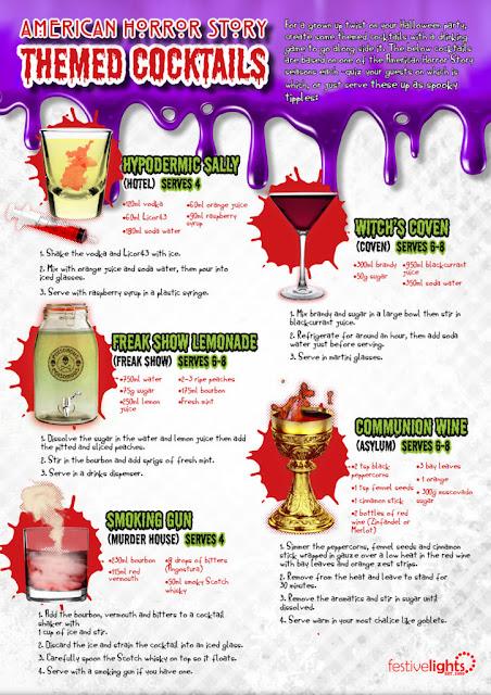 halloween cocktail ideas