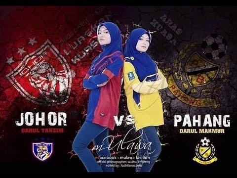 Live Streaming Keputusan JDT Vs Pahang Piala FA 23 April 2017