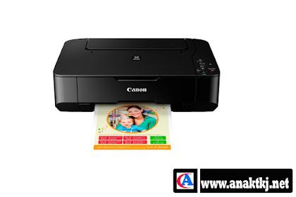 Cara Cepat Dan Mudah Mereset Printer Canon Mp237