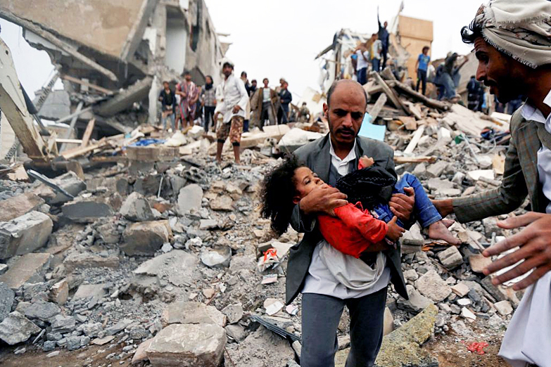 Diminta PBB, Koalisi Arab - Milisi Houthi Mau Berdamai?