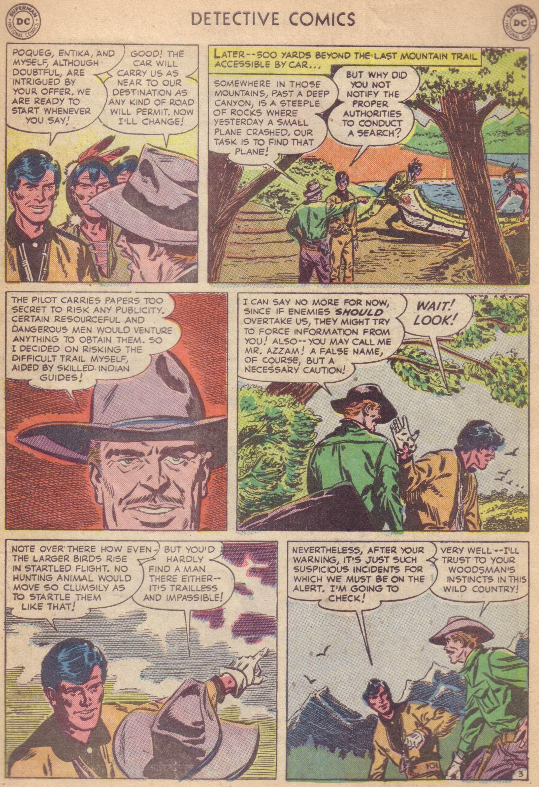 Read online Detective Comics (1937) comic -  Issue #177 - 35