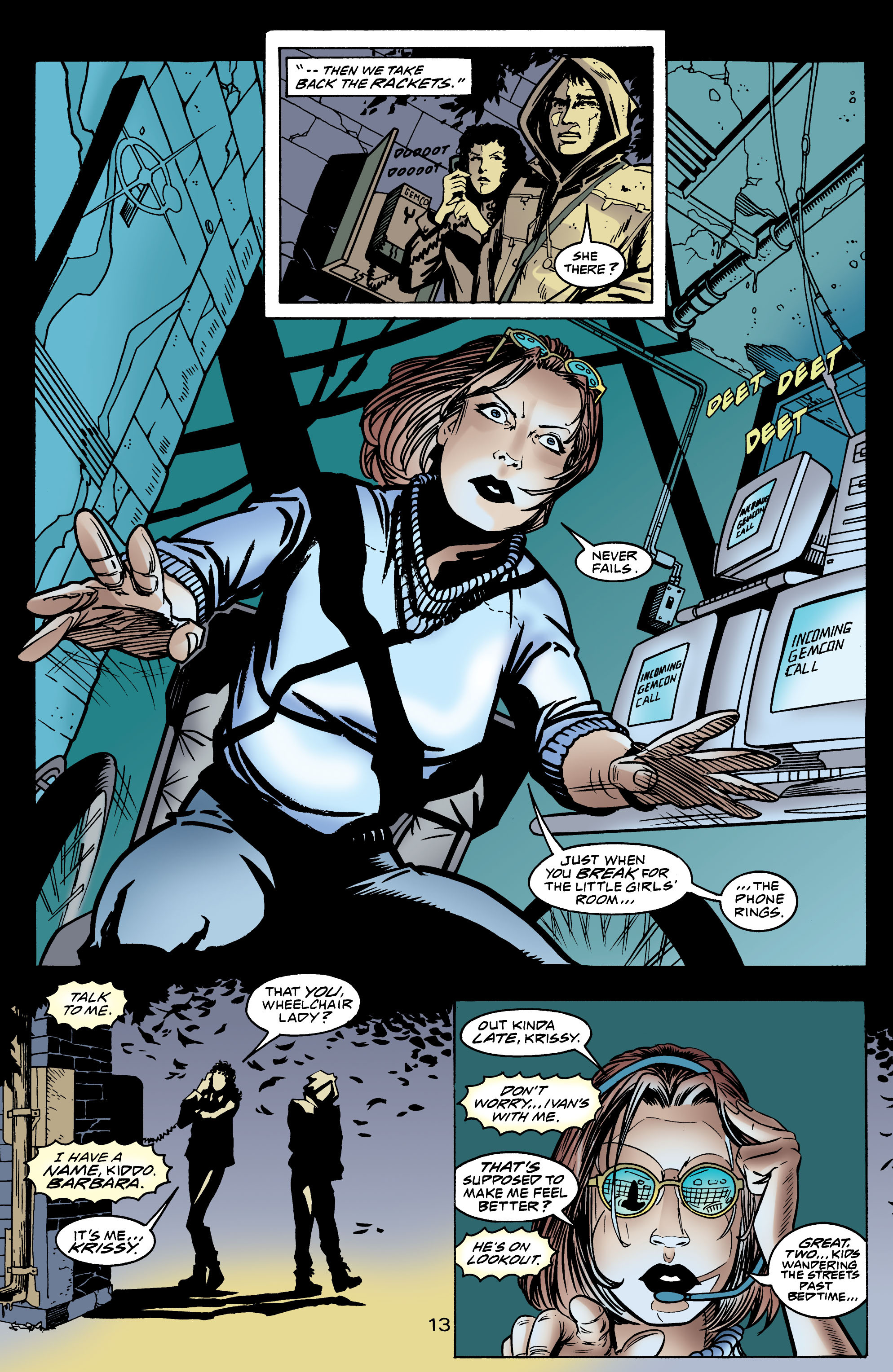 Read online Batman: Day of Judgment comic -  Issue # Full - 14