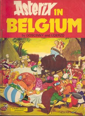 Download free ebook Asterix in Belgium - Album 24 pdf