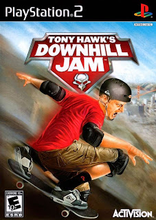 Game Tony Hawk's Downhill Jam PS2