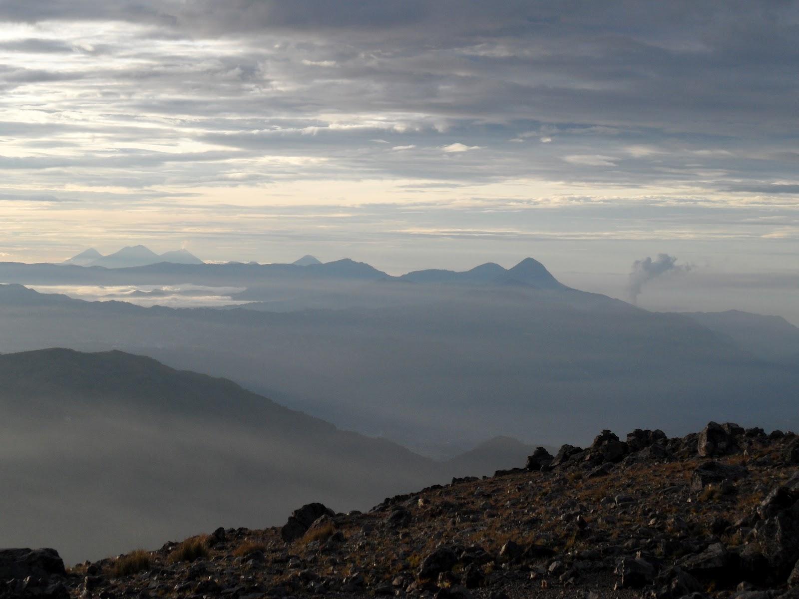 Subir o VULCÃO TAJUMULCO (4220m), topo da América Central | Guatemala