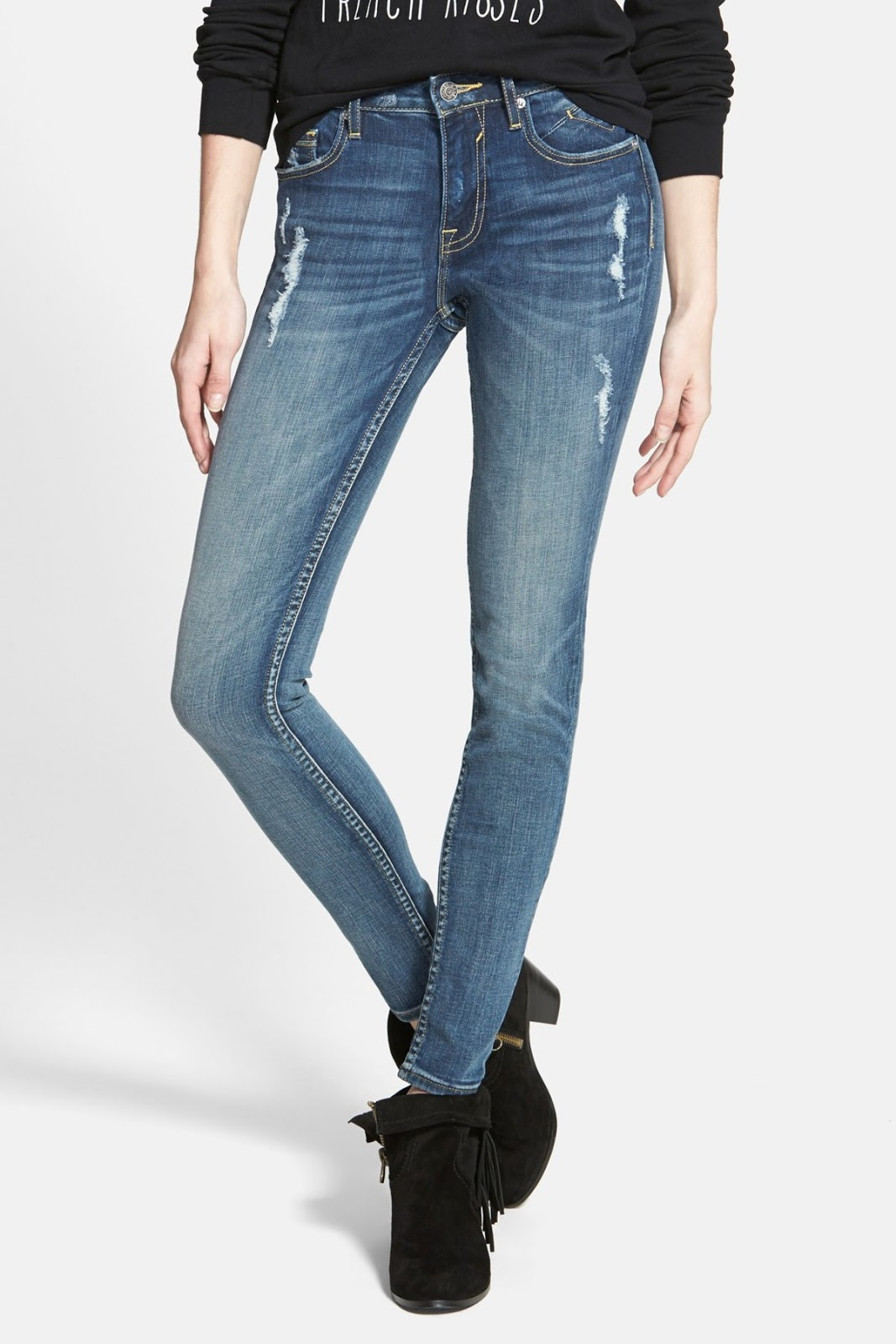 YAY for Nordstrom Rack and jeans on sale!