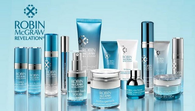 Robin Mcgraw Skin Care Amazon makeup revolution
