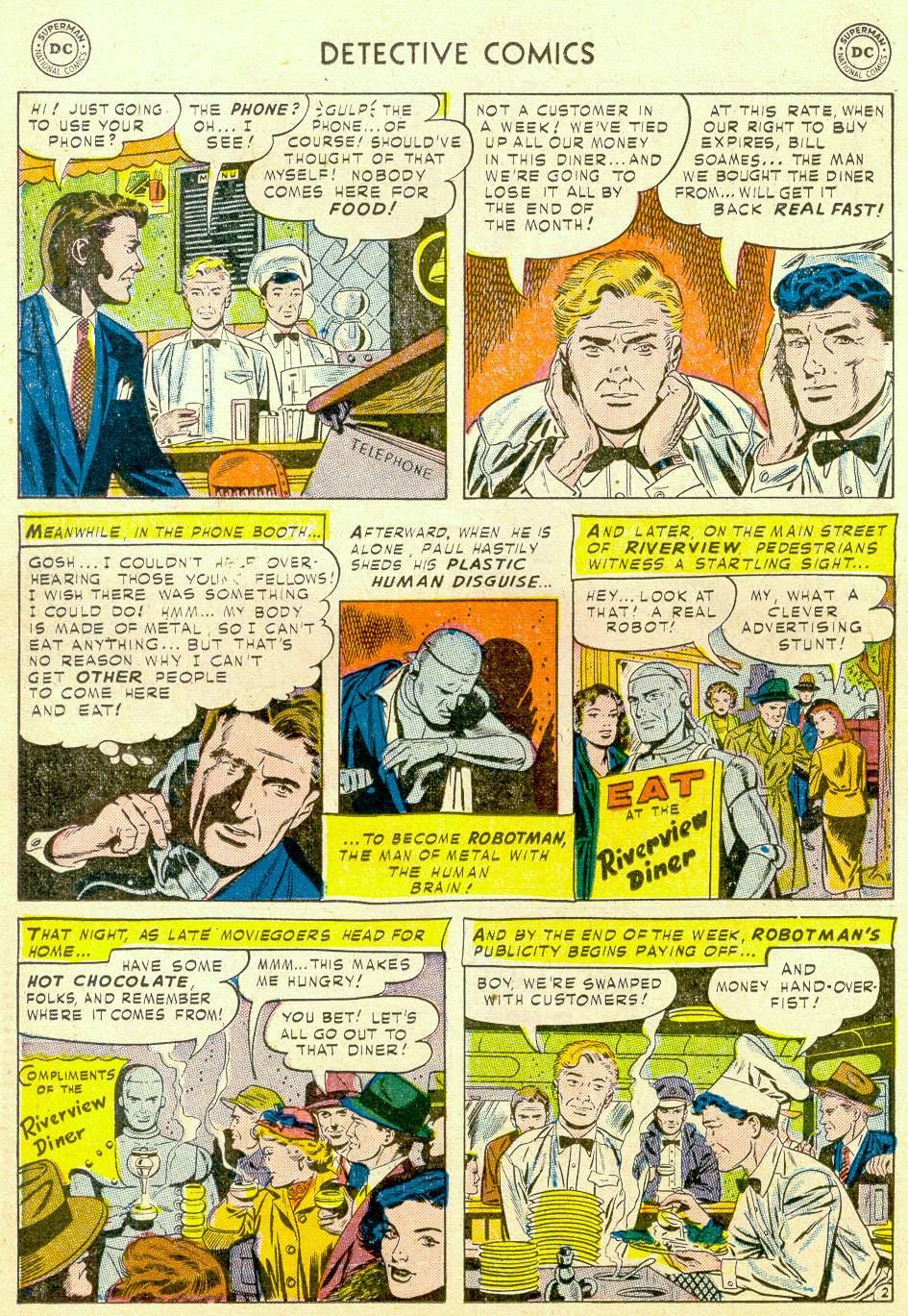 Read online Detective Comics (1937) comic -  Issue #184 - 28