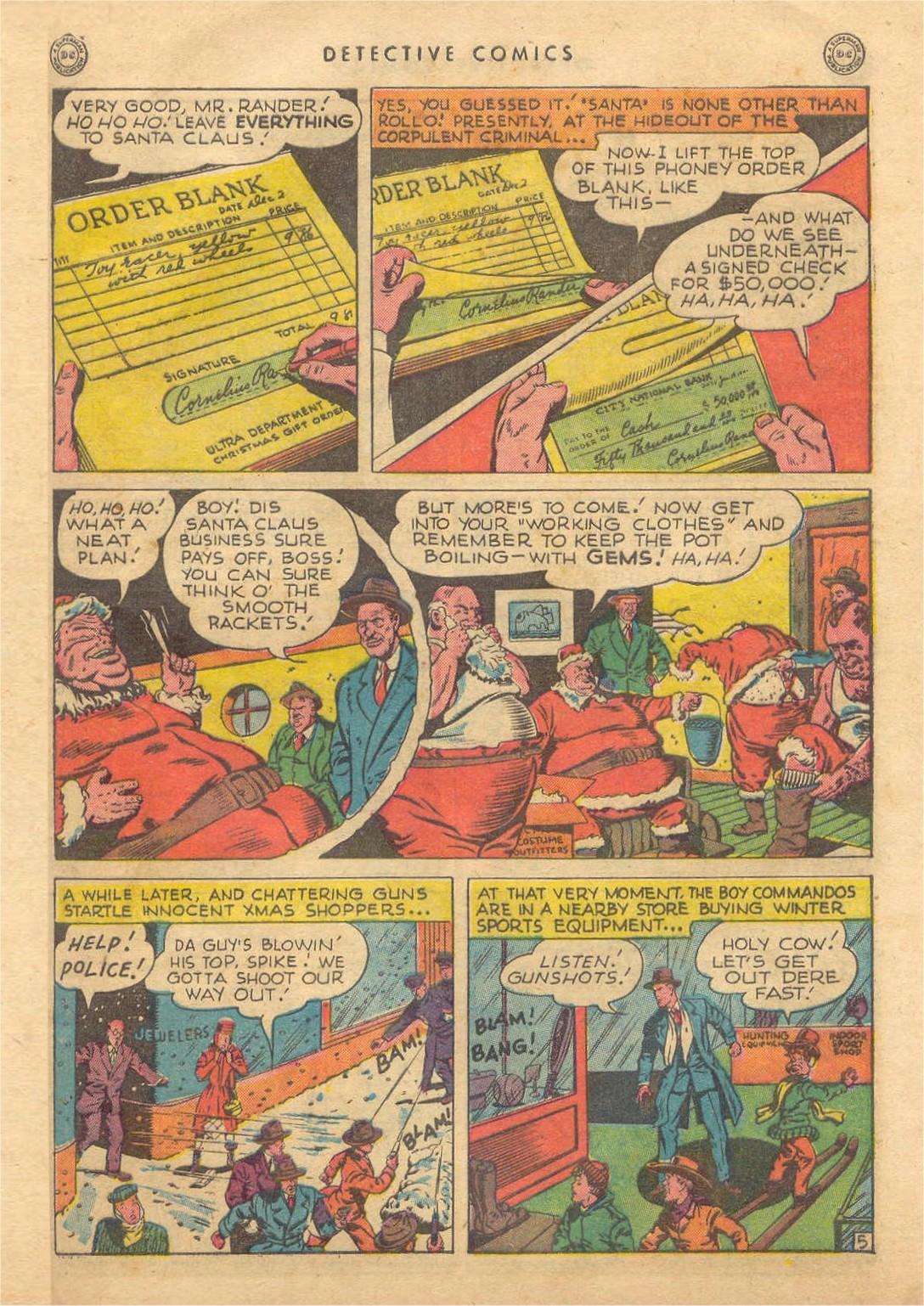 Read online Detective Comics (1937) comic -  Issue #132 - 41