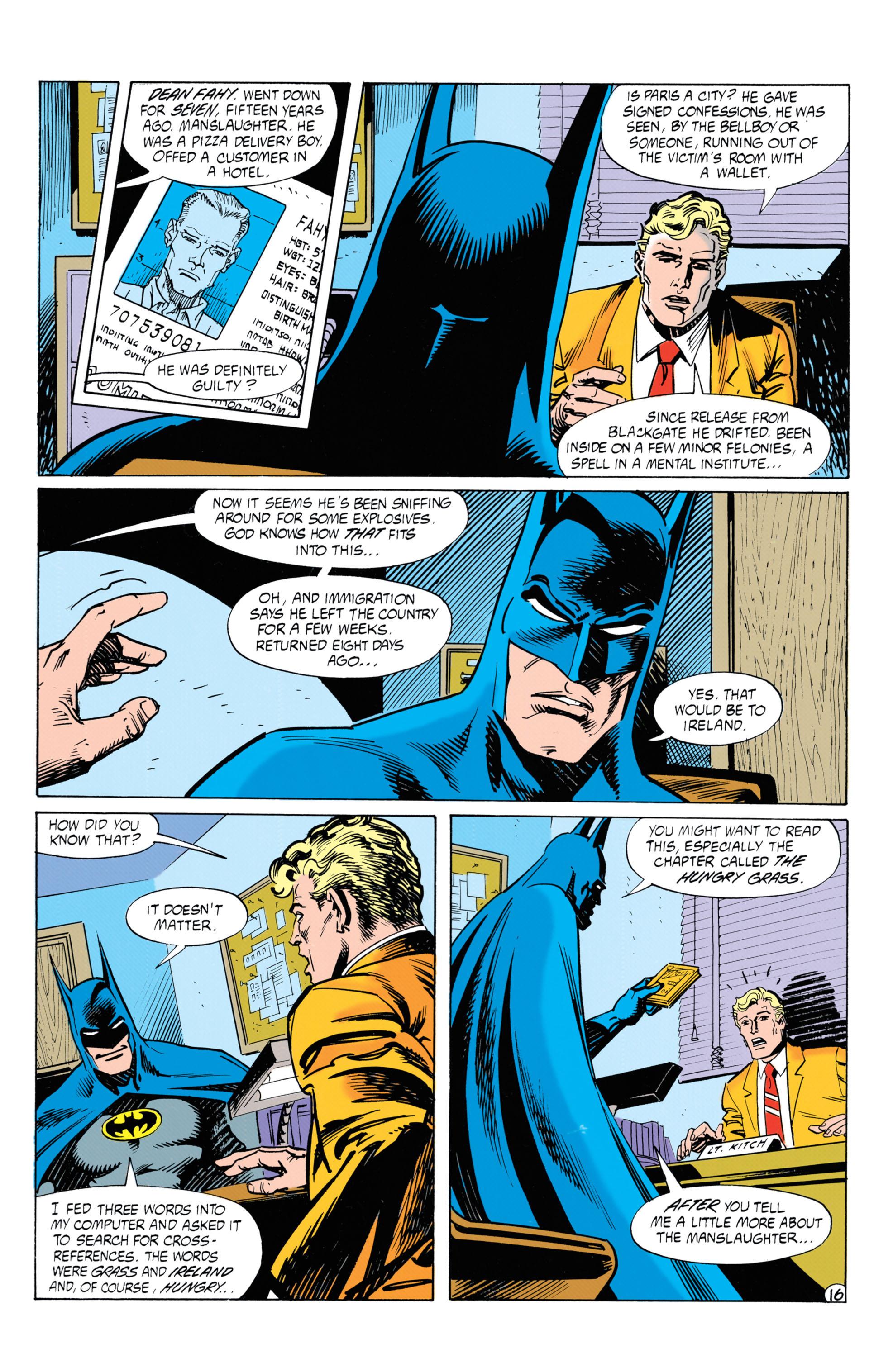 Detective Comics (1937) 629 Page 16
