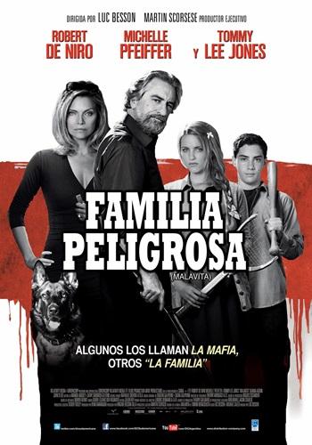 Una familia peligrosa DVDRip Latino