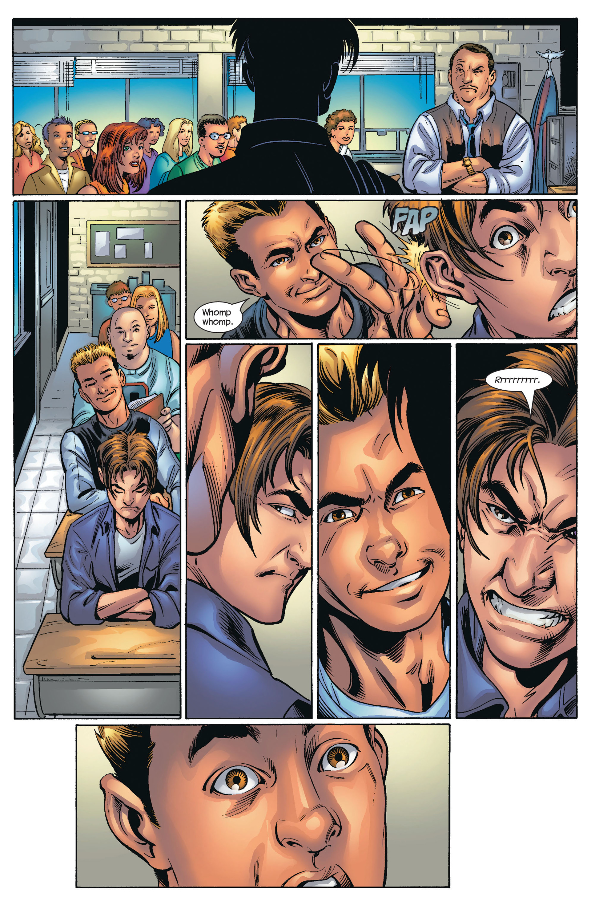 Read online Ultimate Spider-Man (2000) comic -  Issue #66 - 18
