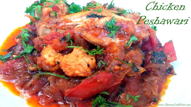peshawari chicken curry