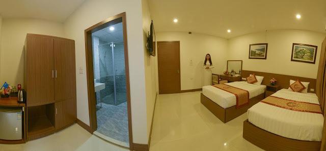 Thiết kế khách sạn 3 sao chuyên nghiệp nhất