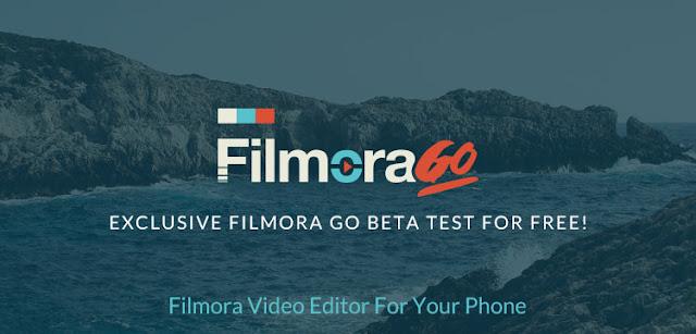 FilmoraGo تطبيق جميل لتعديل الفيديو على الأندرويد والآيفون