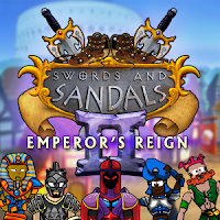 Swords and Sandals 2 Redux MOD APK premium unlocked