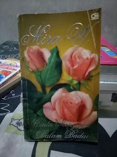 Sinopsis Novel Mira W Cinta Menyapa Dalam Badai