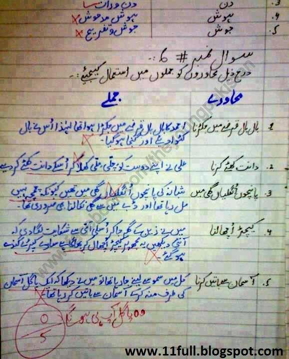 Urdu blogspot